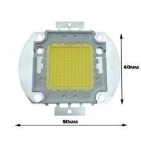 Светодиодная матрица 100W 30-35V 45MIL 14000Lm 6500К ЕКСТРАПРЕМИУМ