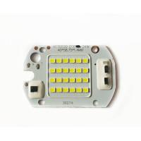 LED модуль SMD 30w IC SMART CHIP 220V ( встроенный драйвер )