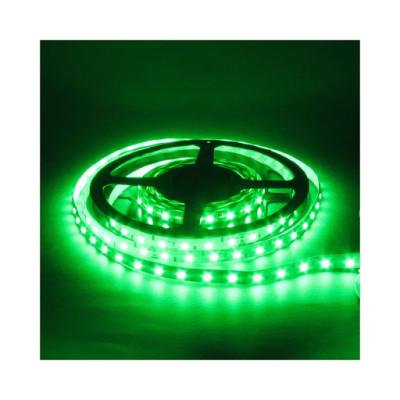 Cветодиодная лента SMD 5050 12V 60д.м. IP20 Зеленый (цена 1м)