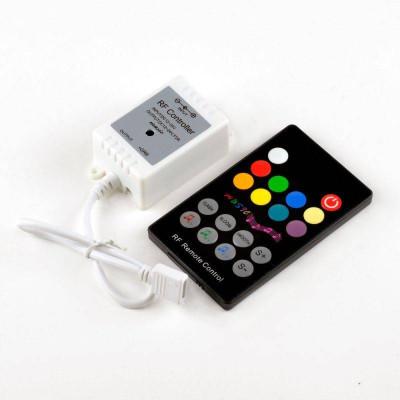 Контроллеры RGB музыкальный 72W 6А 12V инфракрасный