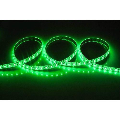 Светодиодная лента smd 5050 60 д.м.12V (IP65). Зеленая (цена за 1 м)