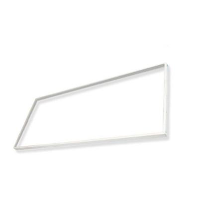 Рамка для накладного монтажа лед панели 120х60 см металл