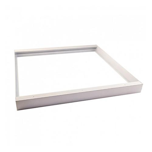 Рамка  накладного монтажа LED панели 60/60 см алюминий