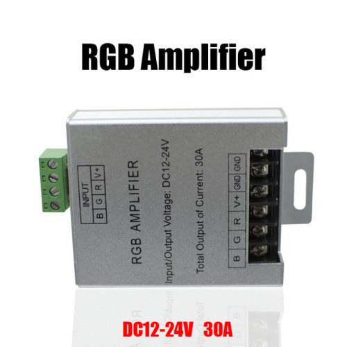 Усилитель RGB 12-24V 360W 30А