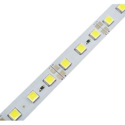 Светодиодная линейка SMD 5054 72LED/m, 12v, IP20 4200К нейтральный свет