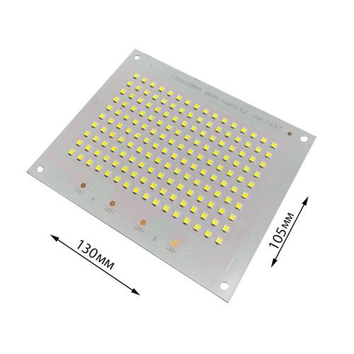 Светодиодная матрица 100W 30-35V 14000Lm 5500К яркий, чип BRIDGELUX, ПРЕМИУМ