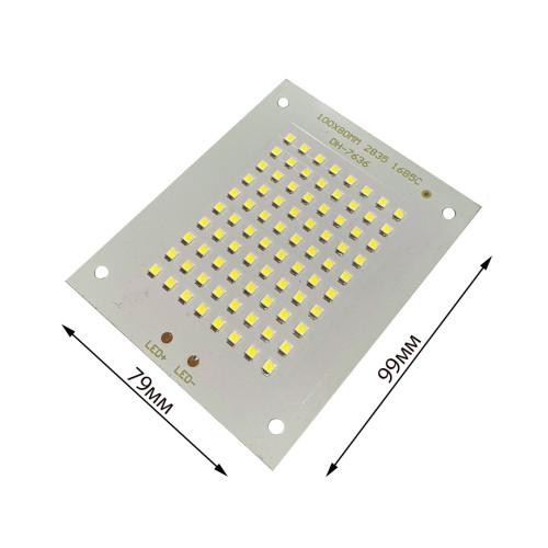 Светодиодная матрица 50W 30-35V 7000Lm 5500К яркий,чип BRIDGELUX ,ПРЕМИУМ