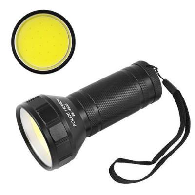 Светодиодные фонарики 1536 10W COB под батарейки 3АА/аккумулятор