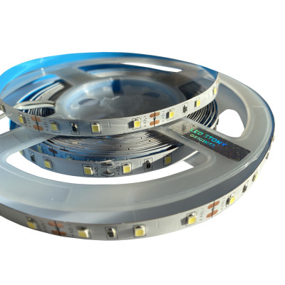 Лед лента Led-Story PROFI SMD2835 12V, 6W, 60д/м 6500К IP20 Холодный белый (цена 1м)
