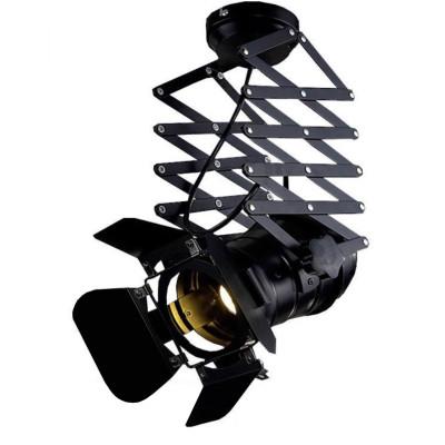 Светильник в стиле лофт 75215 BK