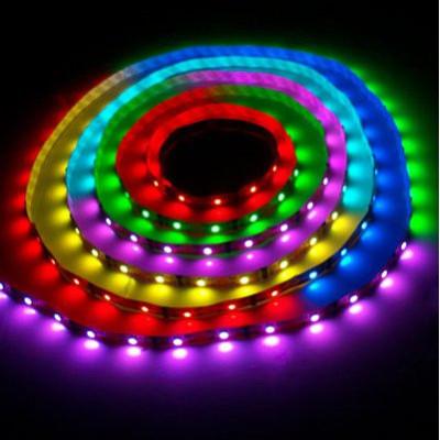 Светодиодная лента smd 5050 60 д.м. (IP65). RGB (цена за 1 м)