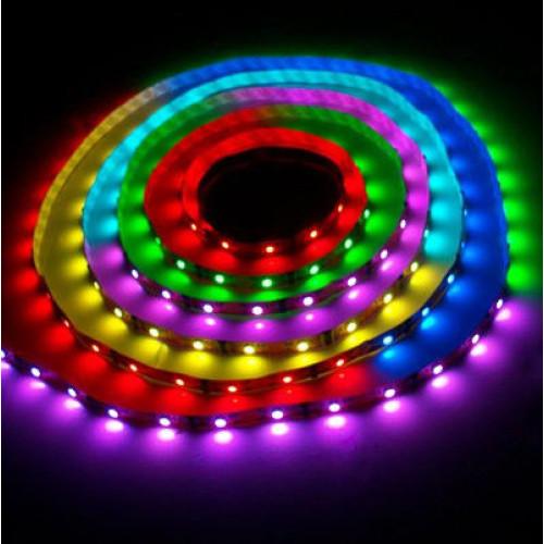 Светодиодные ленты smd 5050 60 д.м. (IP65). RGB (цена за 1 м)