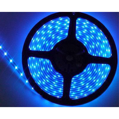 Cветодиодная лента SMD 5050 60д.м. IP20 12V синяя (цена 1 м)