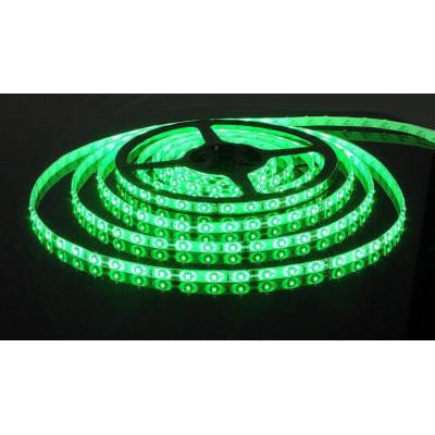 Светодиодная лента smd 2835 12V 120д.м. (IP20) . Зеленый цвет (цена за 1 м)