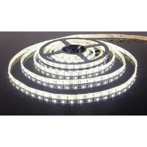 Cветодиодная лента smd 5050 60д.м. ( IP20) 12V Белый цвет (цена за 1 м)
