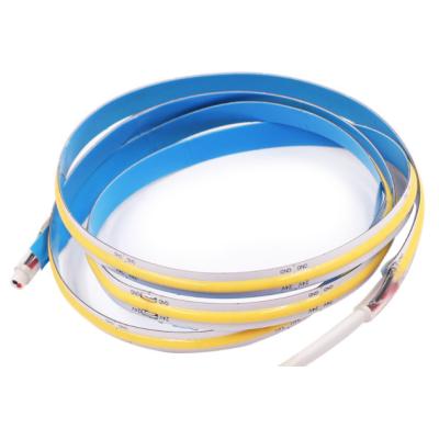 Cветодиодная лента COB 384д.м. 24V IP20 10W 1100Lm 6500K холодный белый (цена 1м)