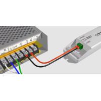 Подключение светодиодной ленты к блоку питания