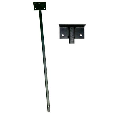 Кронштейн для прожектора 100 см черный