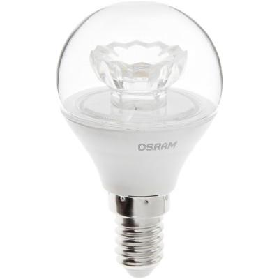 Светодиодные лампы Osram 5,4Вт G45 E14 3000К теплый свет