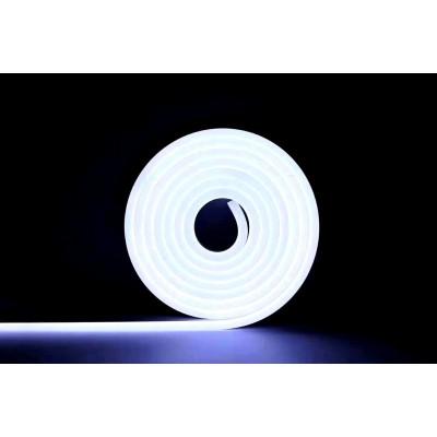Неоновая лента супергибкая 2835-12V-120-10W/m IP68 6*12mm SP-1 белый нейтральный (цена 1м)