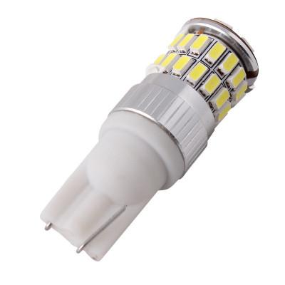 Лед лампа для автомобиля T10, W5W 200Lm 6000K Carlamp