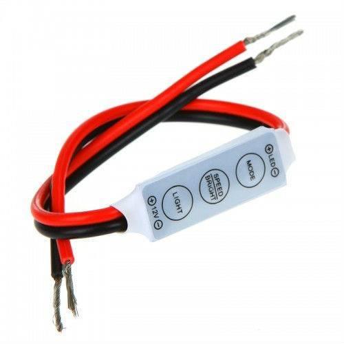 Диммер 6A 72W 12V mini (ручное управление) для светодиодной ленты