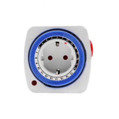 Таймер механический суточный Right Hausen HN-063021