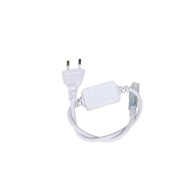 Адаптеры питания для LED ленты 5 mm+коннектор 2 pin 220V 120-2835, IP65