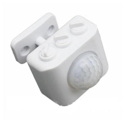 Датчик движения Right Hausen 1200W 6A IP20 mini белый HN-061091 с регулировкой