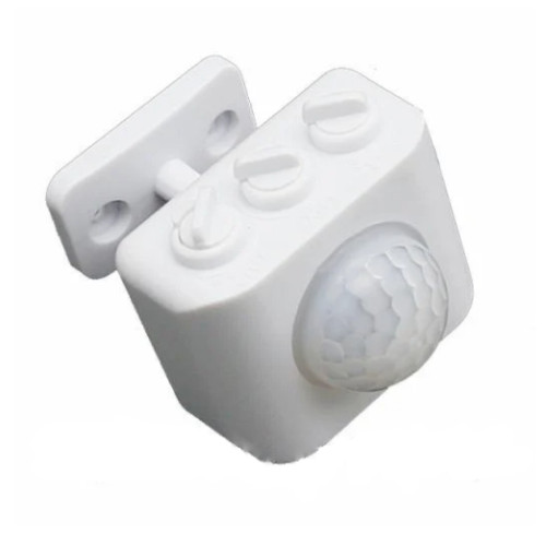 Датчик движения Right Hausen накладной mini белый HN-061091