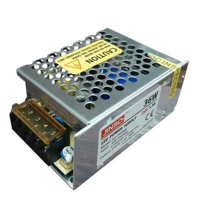 Блок питания JLV-24036K 24V 36W 1.5А IP20 Jinbo