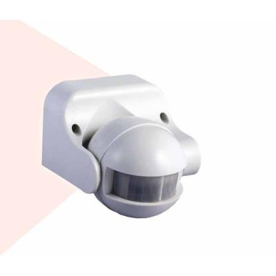 Датчик движения Right Hausen накладной белый HN-061051 с регулировкой