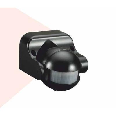 Датчик движения Right Hausen накладной черный HN-061052 с регулировкой