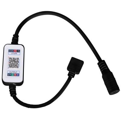 Контроллеры RGB Bluetooth 12A RF 144W 12V с музыкальным режимом