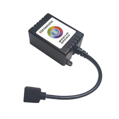 Контроллеры RGB Bluetooth 12A RF 144W 5-24V черный