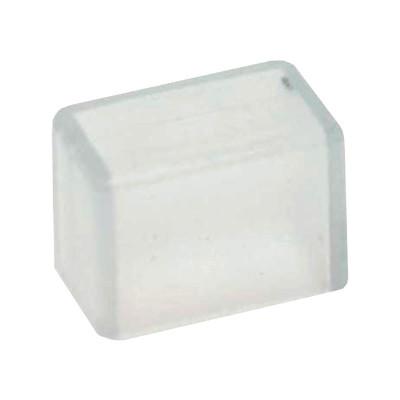 Заглушка для светодиодного неона 10х20