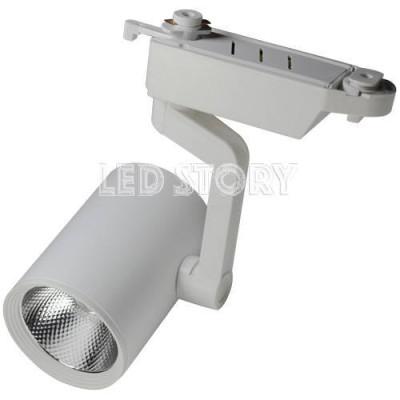Трековый светильник TR20WW1 LEDMAX 3000К белый корпус