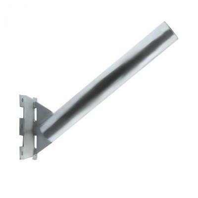 Кронштейн для светильника уличного освещения универсальный D-40 L 38см