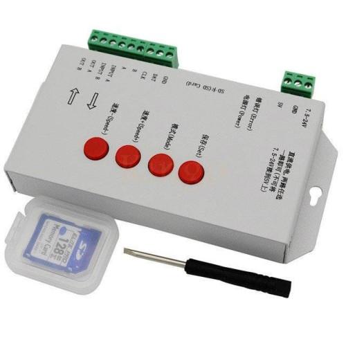 Контроллеры LED SMART CONTROL T-1000S SD карта