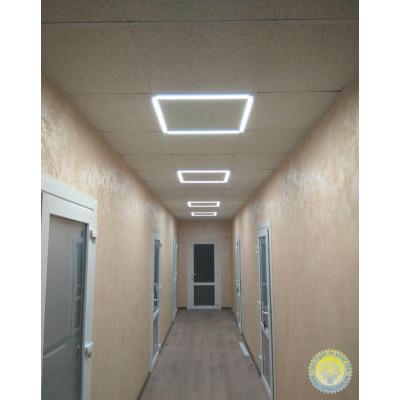 Светильник рамка LED 600х600мм 48вт 6500К Холодный свет