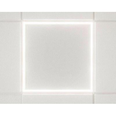 Светильник рамка LED 600х600мм 48вт 4100К нейтральный свет