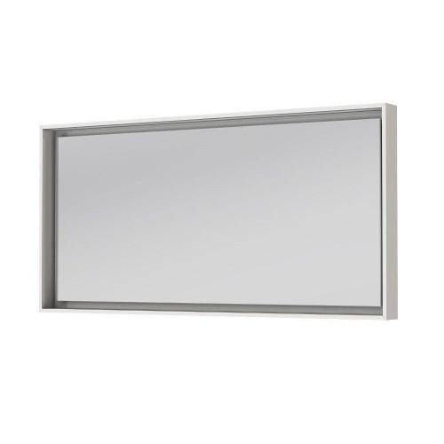 Рамка металлическая накладного монтажа LED панели  120/60 см
