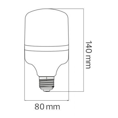 Светодиодные лампы TORCH-20 20W E27 6400K