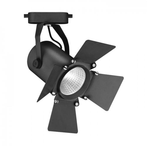 Трековые светильники Feron AL110 20W черный
