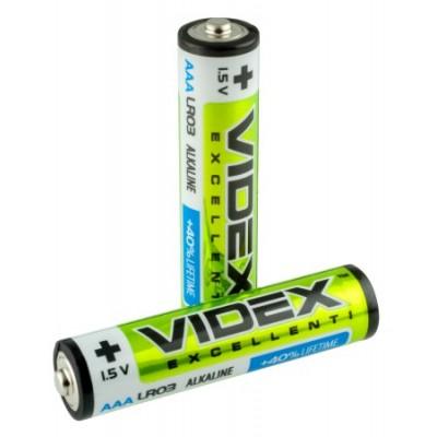 Батарейка Videx AAA