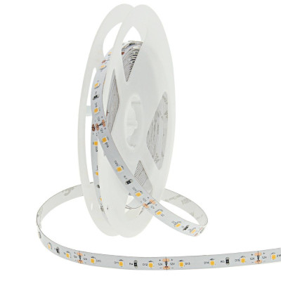 Светодиодная лента SMD 2835 12V 60д.м. 4000К IP20 PRO Упаковка 5м (цена 1м)