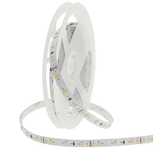 Светодиодная лента 12V PROLUM 2835 60д.м. 3000К (IP20) PRO. Упаковка 5м (цена за 1 м)