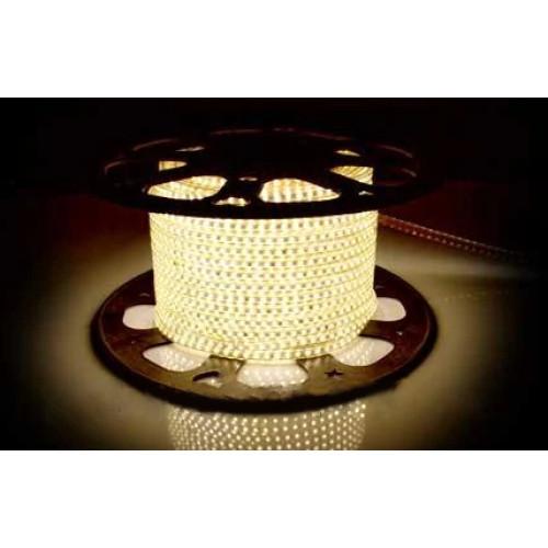 Светодиодные ленты AVT-120B2835-220V-4W/m IP65 5mm теплый белый (цена за 1 м)