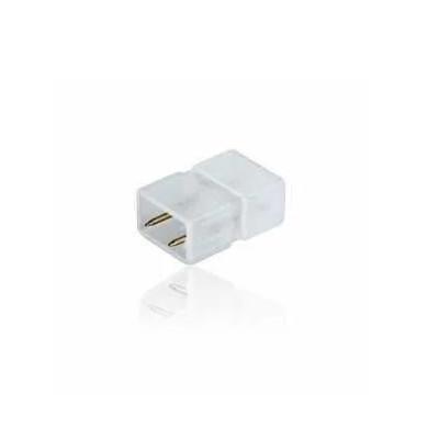 Коннектор двухсторонний для LED ленты 5mm 2pin. 220V