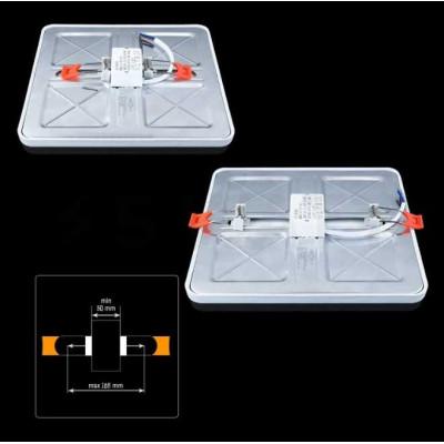 Светодиодные светильники Biom СL-S18W-5 квадратный 18Вт 5000К